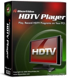 BlazeVideo HDTV Player 3.5 (Build 2008-04-07)