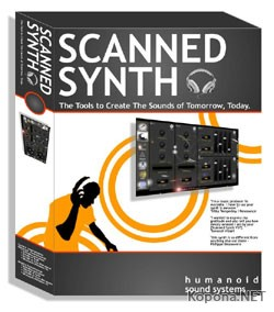 Humanoidsounds Scanned Synth Pro VSTi v2.0.1