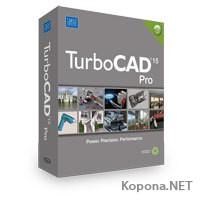 TurboCAD Professional v15.1