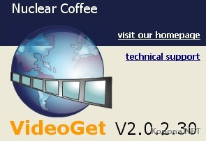 Nuclear Coffee VideoGet v3.0.2.39
