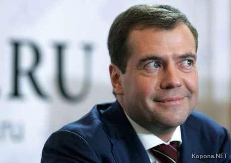 Дмитрий Медведев призвал Запад не бояться модернизации российских вооруженных сил