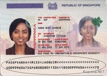 Фотографии на паспортах оживут