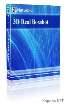 3D Real Boxshot 4.0