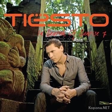 Tiesto - In Search Of Sunrise 7: Asia (2CD) (2008)