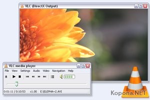 VideoLan 0.8.6h Test