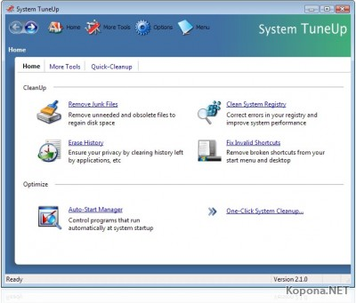 System TuneUp 2.1.1.423