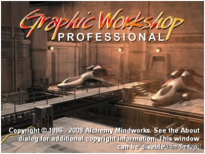 Graphic Workshop Professional 3.0a30
