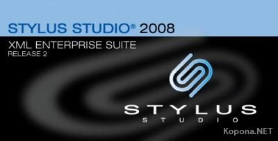 Stylus Studio 2008 XML Enterprise Suite v9.2.1147b