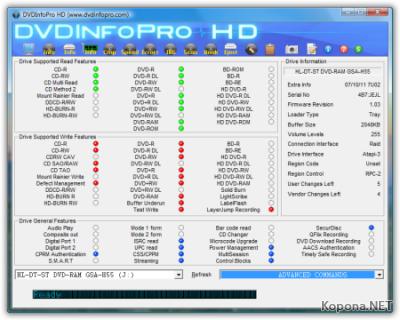 DVDInfoPro HD v5.02