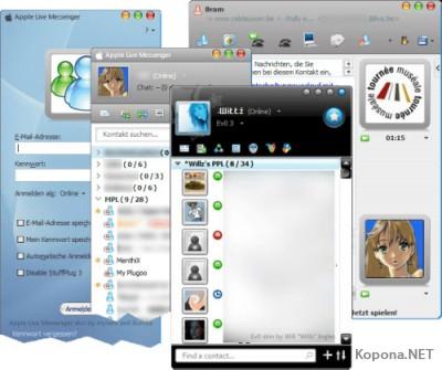 Messenger Plus! Live 4.60.326