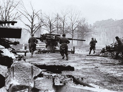 Штурм Берлина (26 Фото)