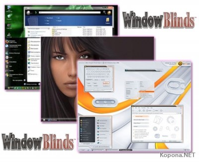 Stardock WindowBlinds 6.10 Build 55 Enhanced