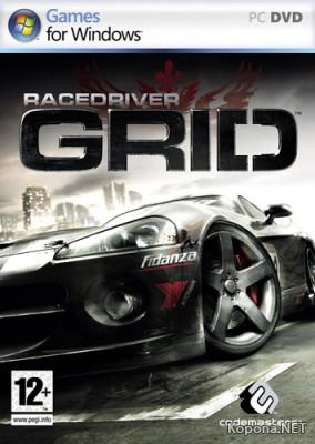 Race Driver: Gris - DEMO (2008 / English)