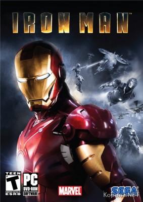 Iron Man Multi5 RiP (2008/DE,EN,ES,FR,IT)