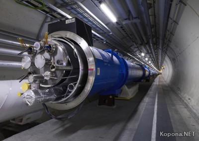 Большой Адронный Коллайдер - 3, 2, 1, запуск...