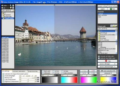 Colour-Science Image Editor v3.0.6