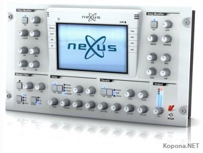 reFX Nexus v1.4.1 VSTi RTAS
