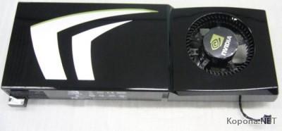 Фотографии кулера от видеокарты на базе чипа GT200