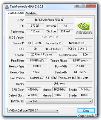 GPU-Z 0.2.2