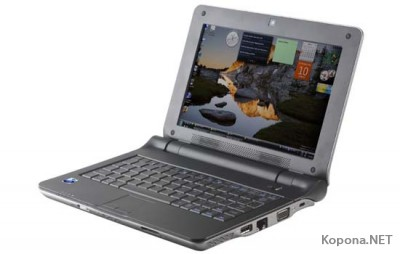 VIA Openbook – основной конкурент Eee PC 900/901