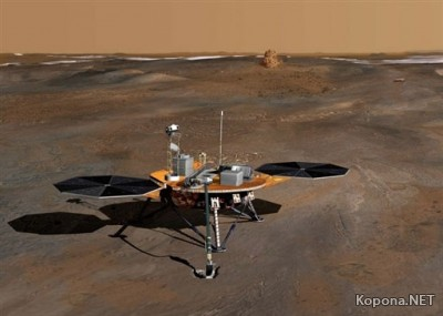 Phoenix - есть ли жизнь на Марсе?