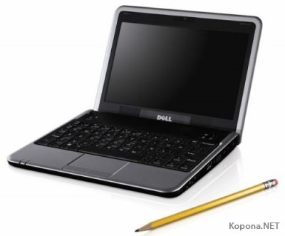 Dell демонстрирует свой ответ на Asus Eee PC