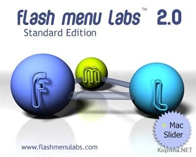 Flash Menu Labs Standard Edition 2.03