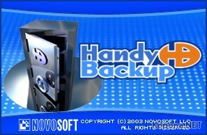 Handy Backup Server v6.0.10