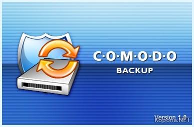 Comodo BackUp 1.0.4.337