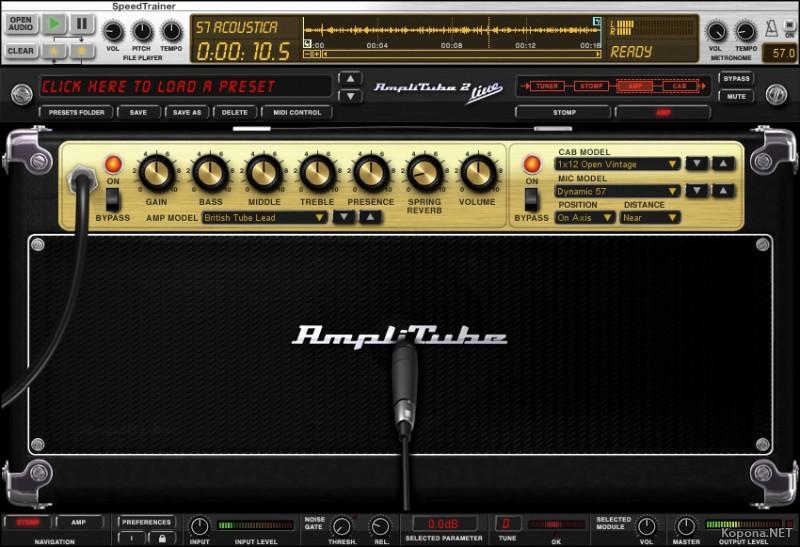 Ik multimedia amplitube live v2.0.2 vst rtas incl keygen dynamics