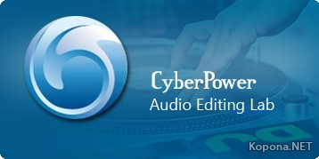 CyberPower Audio Editing Lab v13.0.1