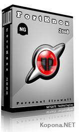 NETGATE FortKnox Personal Firewall 2008 3.0.205