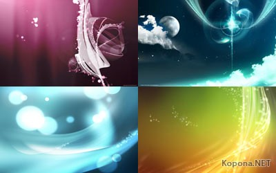 Abstract Wallpapers Pack