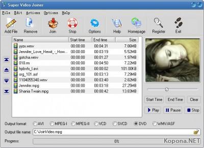 Witcobber Super Video Joiner v5.7
