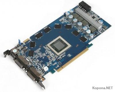 GeForce 9800 GT - первые фотографии и результаты тестов