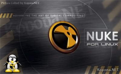 The Foundry NUKE V5.0V2 for Linux