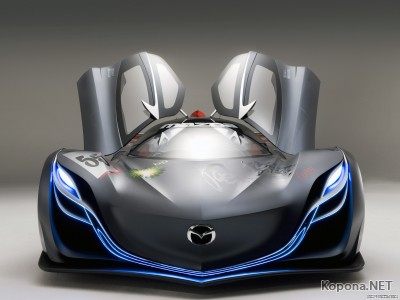 Concept Cars 2008 - Wallpapers pack