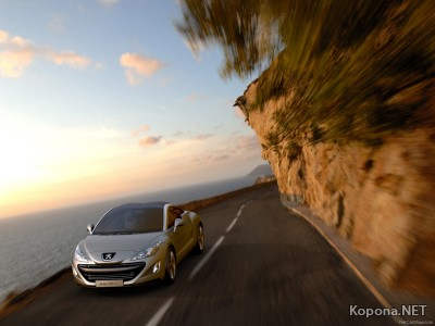 Peugeot 308 RC Z Concept 2007 Wallpapers Pack