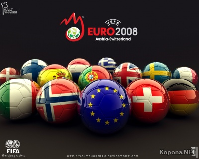 Wallpapers - Euro 2008