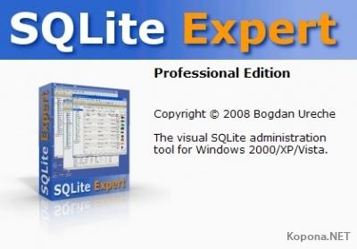 SQLite Expert Professional v1.7.2 Build 1702