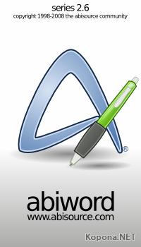 AbiWord 2.6.4 Multilanguage