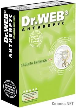Dr.Web 4.44.5.07070