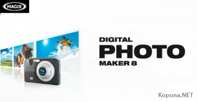 MAGIX Digital Photo Maker 8 d-version v6.01.461