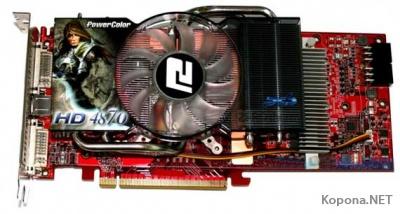 Альтернатива Radeon HD 4870 с разгоном и 1 Гб памяти