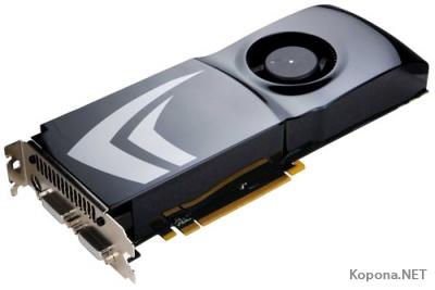 GeForce 9800 GTX+ появляется в продаже
