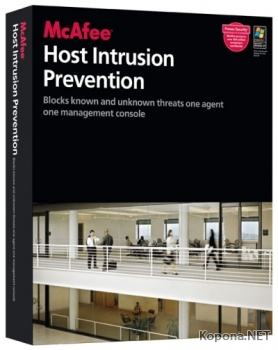 McAfee Host Intrusion Prevention Client v7.0.0 Patch 2