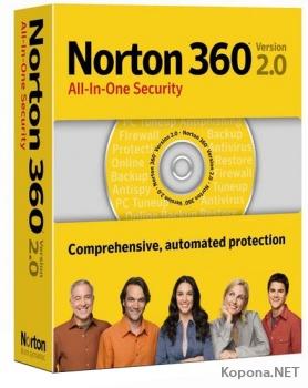 Norton 360 v2.0