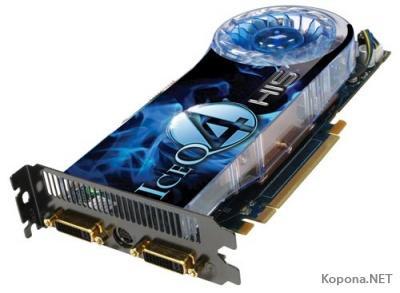 Видеокарта HIS HD 4850 ICEQ 4
