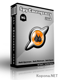 NETGATE Spy Emergency 2008 v5.0.405.0 Multilingual
