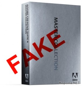 Adobe Creative Suite 4 Master Collection 2008 - FAKE